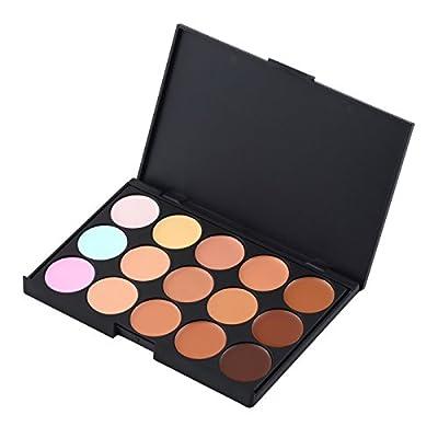 15 Farben Concealer Make-up-Palette