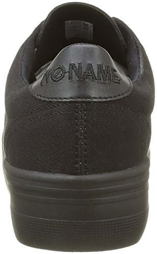 NONAME Plato, Sneaker Donna Noir (Canvas Black Fox Black)