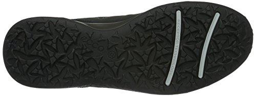 Ecco Espinho, Chaussures Multisport Outdoor Homme Noir (BLACK51707)