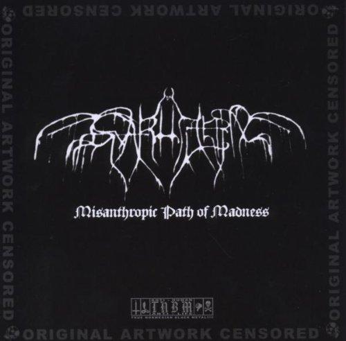 Misantrophic Path of Madness (Black Vinyl)