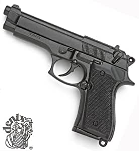 Pistolet beretta 92f arme de d coration for Pistolet de decoration