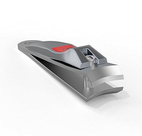 MRP Nagelknipser für Fußnägel mit Nagelfeil für Männer Frauen - 100% IGE Zufriedenheitsgarantie | Nagelknipser | Nagelzange | Nagelzwicker | Nagelschneider | Nail Clipper | (Fußnägel)