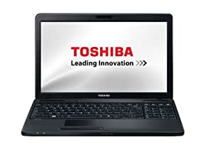Toshiba Satellite C660-2QH 39,6 cm (15,6 Zoll) Notebook (Intel Core i5 2450M, 2,5GHz, 4GB RAM, 500GB HDD, NVIDIA GT 520M-1GB, DVD, Win 7 HP)