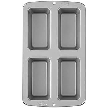 Lurch FlexiForm Mini Batzen Brotbackformen, 6er Set