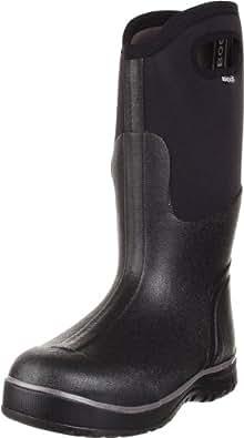 Bogs Men's Ultra High Insulated Waterproof Winter Boots - 4 D(M) US - Black