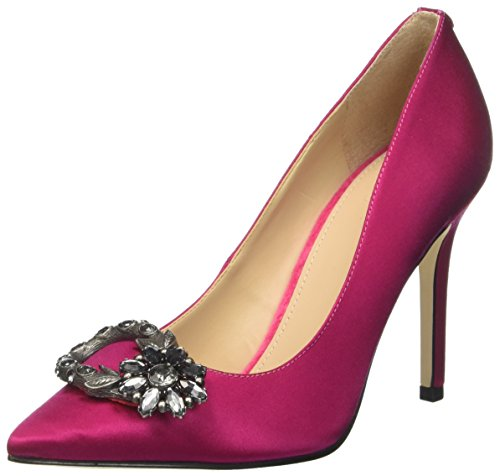 Guess Damen Breeze Pumps, Rot (Fucsia), 39 EU