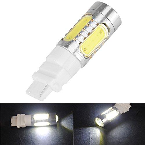 Kungfu Mall 3156 Eagle Eye Lampe Perlen 7,5 W Auto weiße LED Schwanz drehen Reverse Glühbirne - Led Reverse 3156