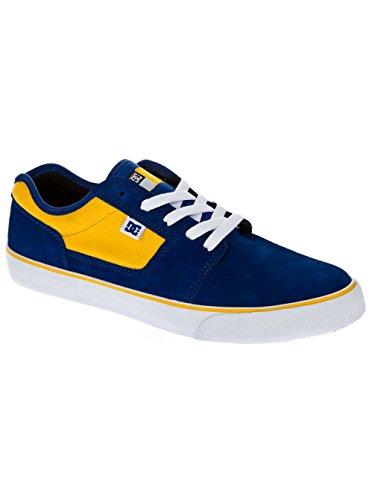 DC, Baskets Mode für Herren blue/yellow