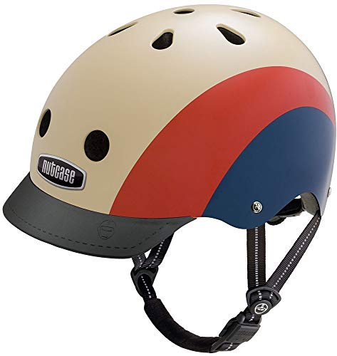 Nutcase Street Helm Mehrfarbig M