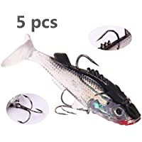 Panamami 1 Pcs Willow Leaf Fishing Lure 5g 7g 10g 13g 18g 21g Silver Gold Metal Spinner bait Lures Spinners & Spinnerbaits