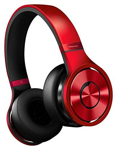 Pioneer SE-MX9-R Superior Club Sound On-Ear-Kopfhörer rot