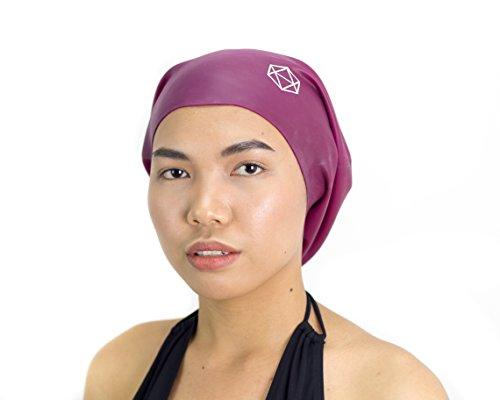 SOUL CAP XL – Gorro de Natación Extra Grande XL / Gorro de Ducha |