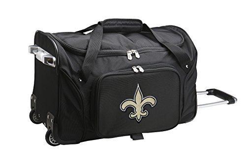 nfl-new-orleans-saints-duffel-bag-22-inch-black-by-nfl