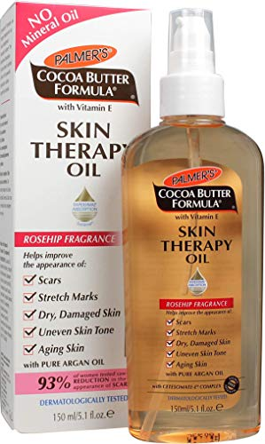 Palmer's Cocoa Butter Formula Skin Therapy Oil (Rosehip Fragrance) 150ml -