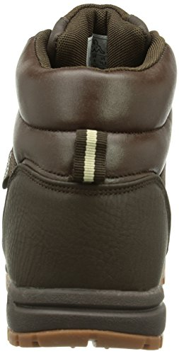 BRIGHT MID W Footwear women Synthetic Damen Hohe Sneakers Braun (5050 BROWN)