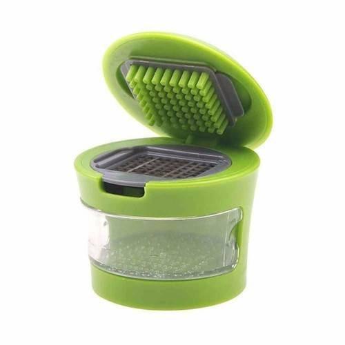 Praktische Küche Tool Kit Knoblauchpresse Chopper Schneide Hand Presser Grinder (Grinder Tools Kit)