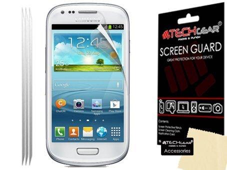 TECHGEAR SCRP-S3MINI-I8190-3PK I8190 Galaxy S3 MINI 3PK -