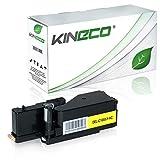 Toner kompatibel zu Dell C1660W - 59311131 - Yellow 1.000 Seiten