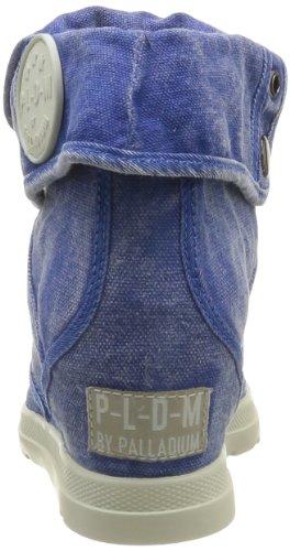 PLDM by Palladium Ecuador, Baskets mode femme Bleu (042 Pirate)