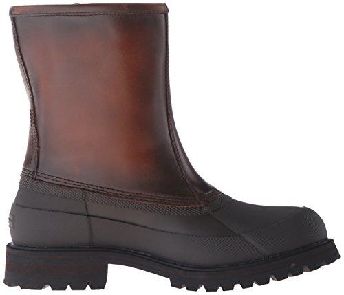 FRYE Mens Alaska Pull-On Rain Boot Whiskey/Multi