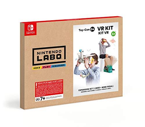 Nintendo Labo: Kit VR - Set di espansione 2 - - Nintendo Switch