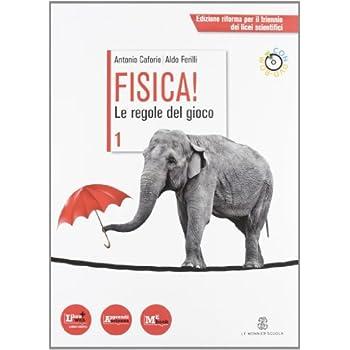 Fisica! Le Regole Del Gioco. Per Le Scuole Superiori. Con Dvd-Rom. Con Espansione Online: 1