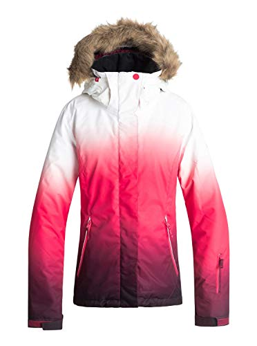 Roxy Jet Ski SE - Snow Jacket for Women - Snow Jacke - Frauen - XS - Rosa (Rosa Frauen Für Ski-jacke)