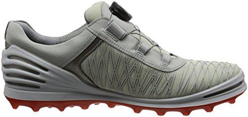 Golf Pro Herren 152SHADOW Weiß WHITE Ecco Cage Mens Golfschuhe Bx6SFA