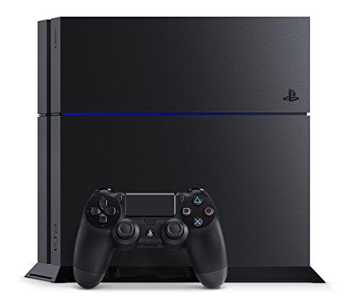 PlayStation 4 – Konsole (500GB, schwarz) [CUH-1216A] - 2