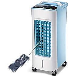 Fans LHA LHA Petit climatiseur Mobile -75W de Refroidisseur d'air de Maison de Ventilateur de réfrigération d'humidification à Froid
