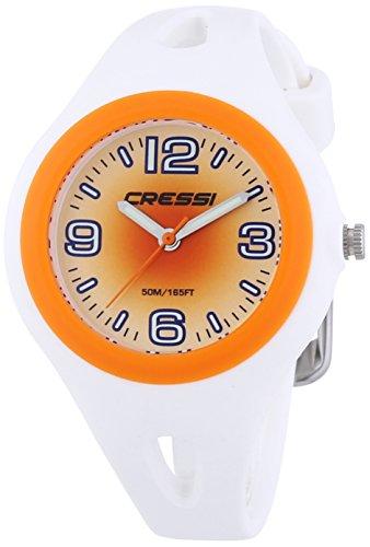 Cressi Armband Uhr Liz - Ordenador de buceo, color blanco