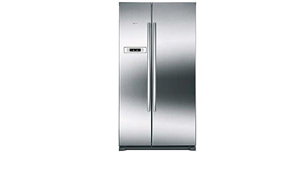 Neff Amerikanischer Kühlschrank Edelstahl : Neff kühlschrank side by side ka7902130: amazon.de: küche & haushalt