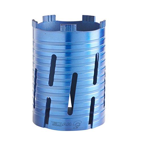 Full Extension Kit (Trocken-Core Drill Bit Klempner/Bauarbeiter Turbo Segment-V2mit Schneider)