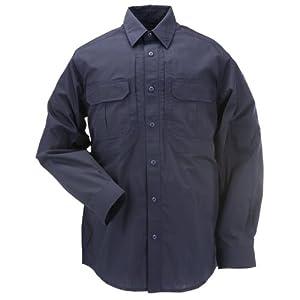 5.11 Men's TacLite Professional Tall Long Sleeve Shirt