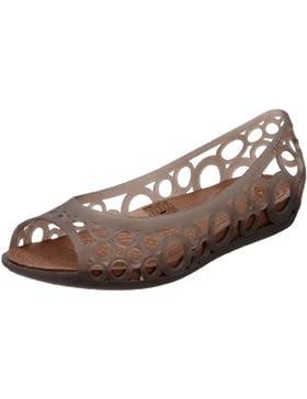 crocs Adrina Flat 11238 Damen Ballerinas