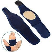 pbfone 1Paar Arch Support Brace Plantarfasziitis Gurt für Fuß, Schmerzen Hohe Bögen und flach Fuß Kompressionsbandage preisvergleich bei billige-tabletten.eu