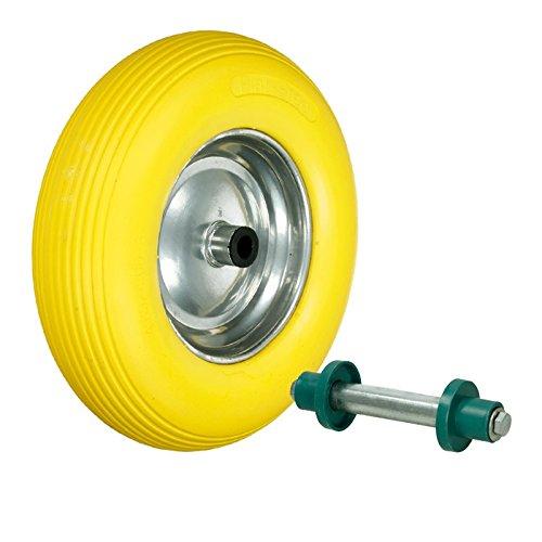 ecd-germany-llanta-para-carretilla-con-rin-de-acero-pu-480-400-8-390mm-rueda-de-repuesto-de-goma-mac