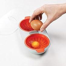 Four À Micro-Ondes À La Vapeur Egg Bowl Oeufs Cuits Poacher Cook Poach Pods Outils Aux Oeufs Four À Micro-Ondes Cuisson Au Four Poached Cuisine Accessoires De Cuisine 1Pcs , Green , A