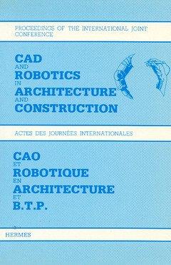 Cao et Robotique en Architecture et Btp