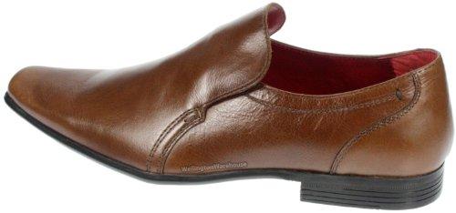 Red Tape , Chaussures de ville à lacets pour homme Noir noir Noir - marron