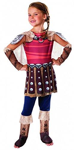Generique - Astrid-Drachenzähmen leicht gemacht Kinder-Lizenzkostüm bunt 104 (3-4 - Leicht Gemacht Kostüm