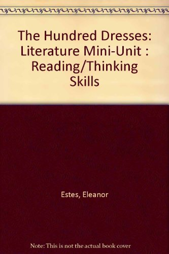 Image of The Hundred Dresses: Literature Mini-Unit : Reading/Thinking Skills