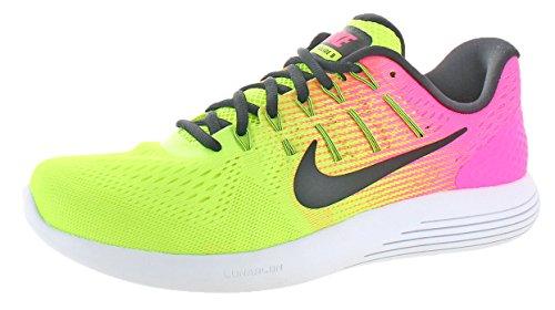 Nike Lunarglide 8 Oc, Scarpe da Corsa Uomo Nero (multicolore)