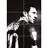 LIONEL MESSI FOOTBALL GIANT ART PRINT AFICHE CARTEL IMPRIMIR CARTELLO POSTER X LARGE ST1146