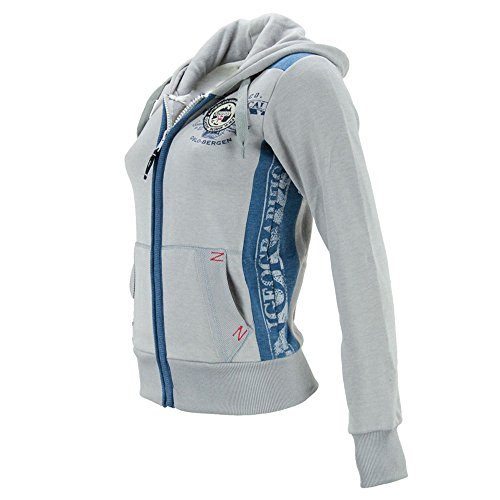 Geographical Norway -  Giacca  - Basic - Donna grigio melange