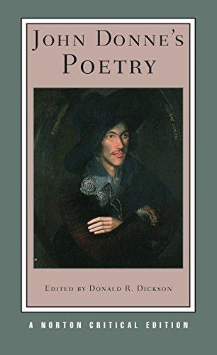 John Donne's Poetry: Authoritative Texts Criticism