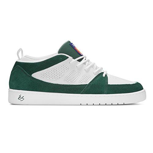 es-slb-mid-zapatos-de-skateboard-verde-ante-piel-blanco-ltd-edition-verde-claro-y-blanco-uk9