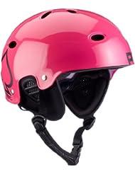 Pro-Tec B2 Wake - Casco para deportes acuáticos talla L (58-60 cm), color rosa
