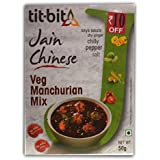 Tit-Bit Jain Chinese Veg Manchurian Mix - 50gms (Pack of 5)