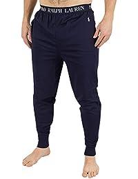 Polo Ralph Lauren Homme Logo Baudrier Pyjama Bottoms, Bleu